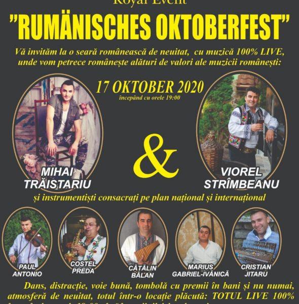 Rumänisches Oktoberfest la Oberteuringen