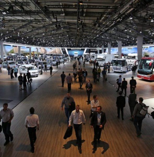 Expo autovehicule utilitare Hannover