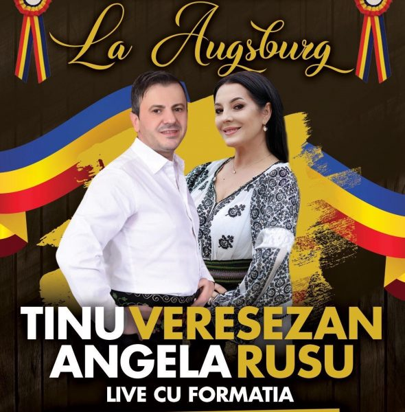 Seara romaneasca la Augsburg