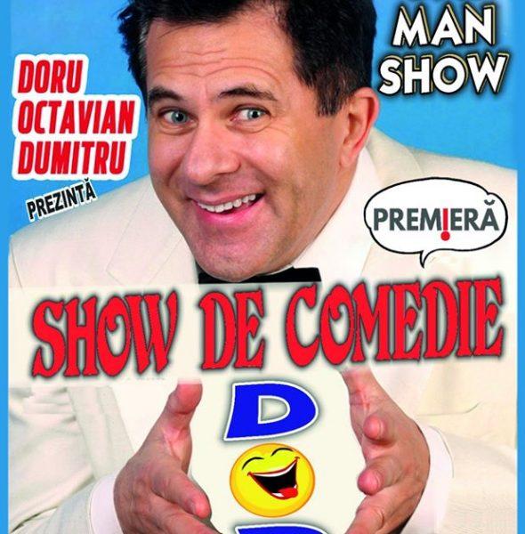 Show de comedie la Rastatt cu Doru Octavian Dumitru