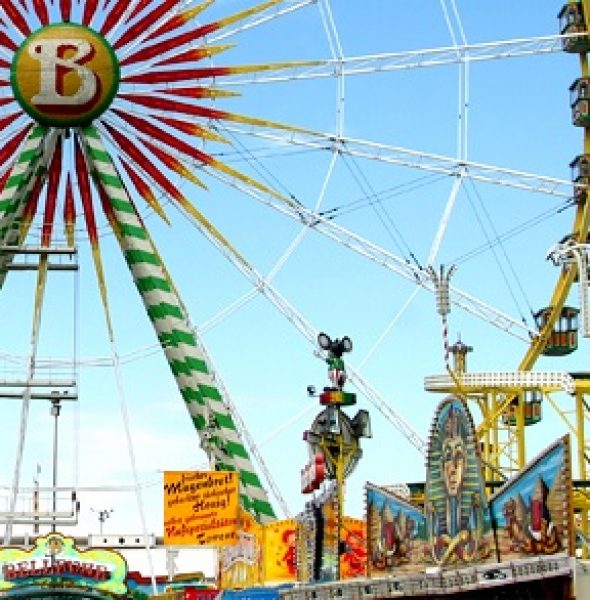 Festivalul Primaverii la Stuttgart (ANULAT!)